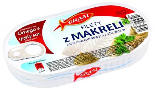 Makrela z wyjątkowymi sosami