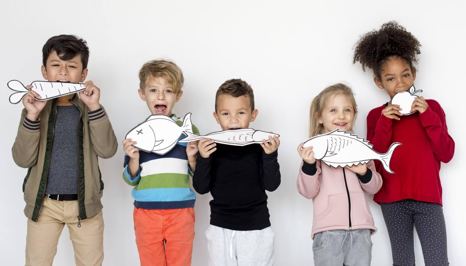 Dlaczego ryba powinna znaleźć się w diecie twojego dziecka?