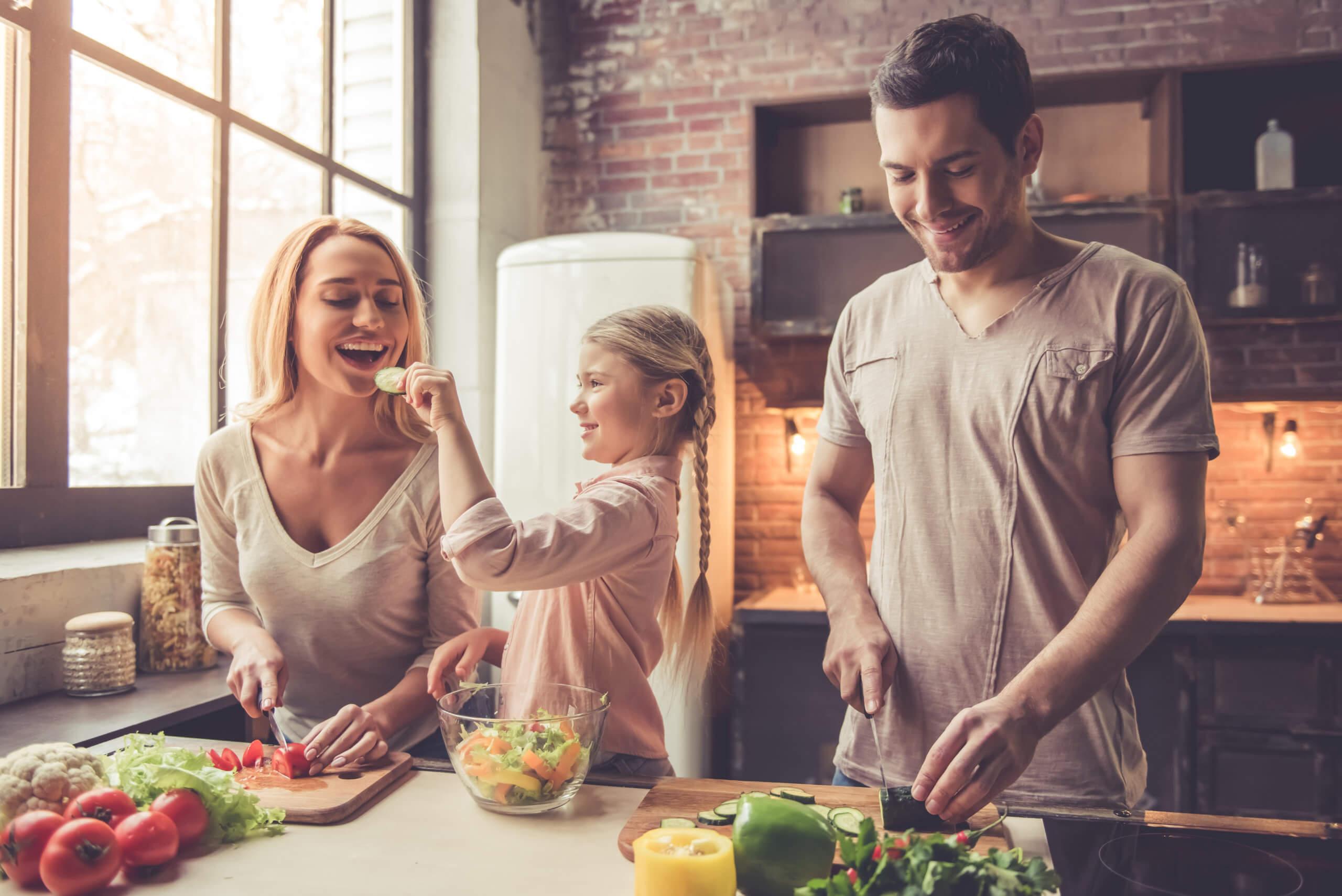 Comfort food – zdrowe jedzenie na poprawę nastroju z Graal